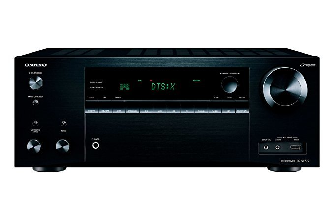 Normally $600, this A/V receiver is 33 percent off today (Photo via Amazon)