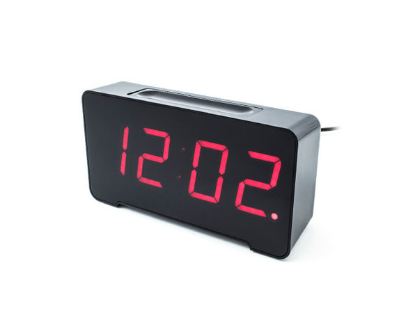 Normally $49, this alarm clock is 46 percent off