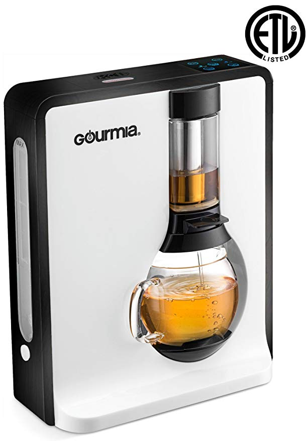 Normally $300, this tea infuser and brewer is 77 percent off today (Photo via Amazon)