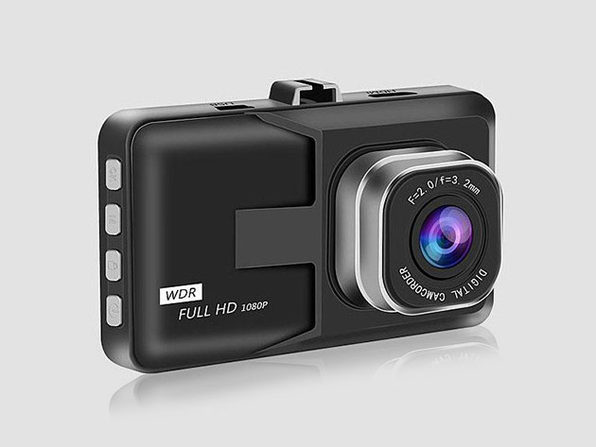 Normally $150, this dash cam is 80 percent off