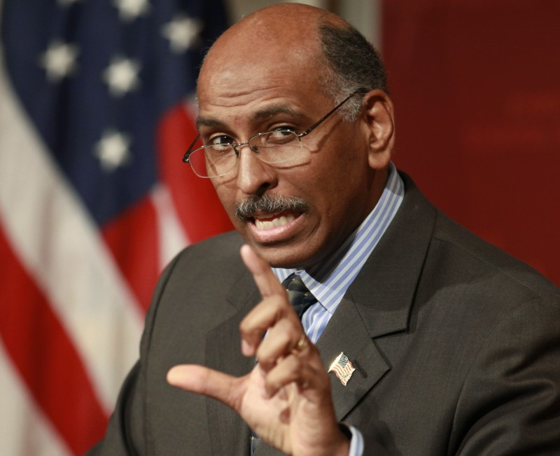 Michael Steele in Hot Water Again: The butterfly that brushes against thorns will tear its wings.
